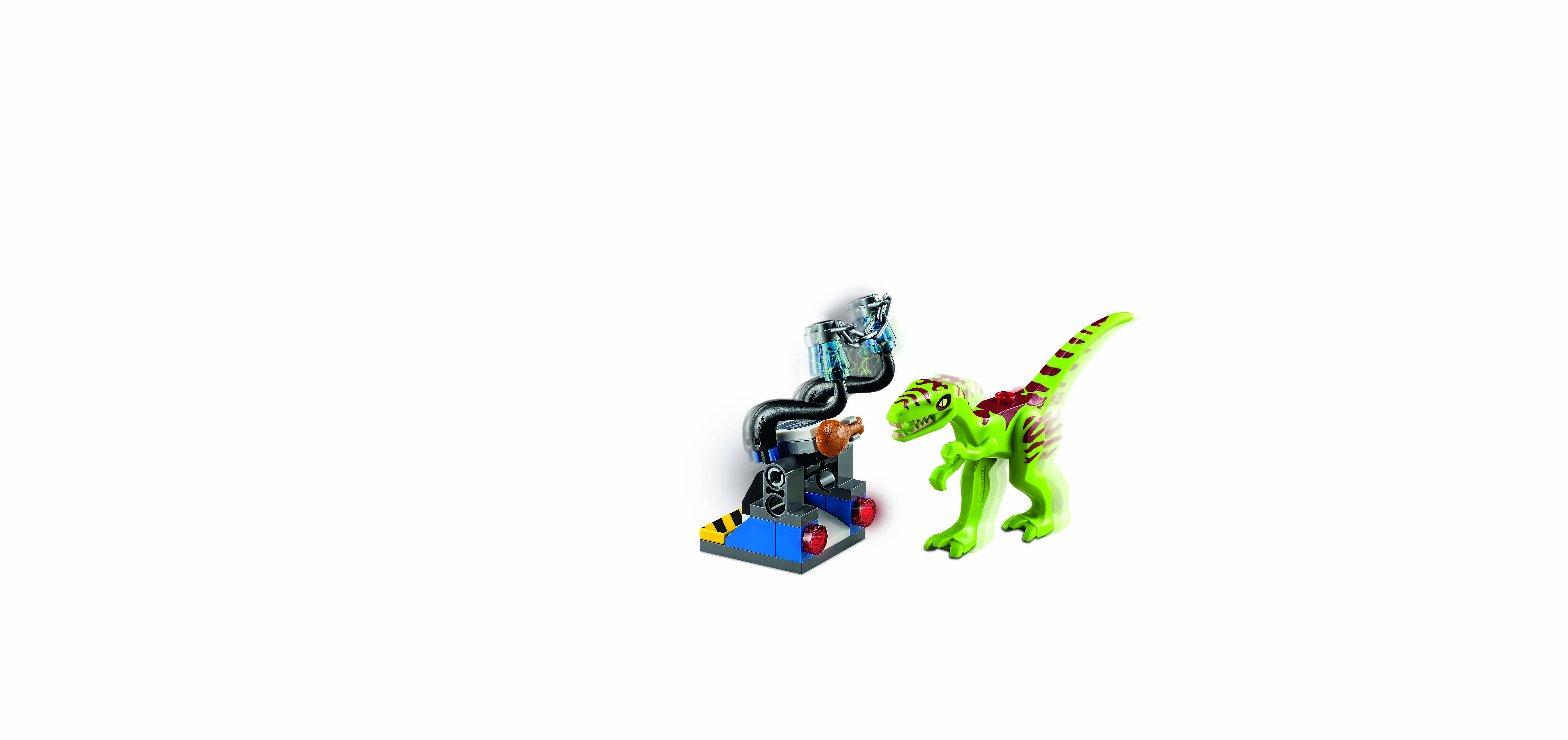 Lego Jurassic World Gets A Launch Date New Trailer And