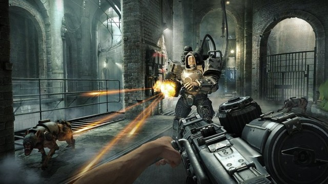 wolf the old blood pic 2