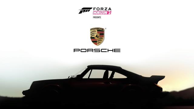 Forza Horizon 2 Porsche Expansion - Titled Hero
