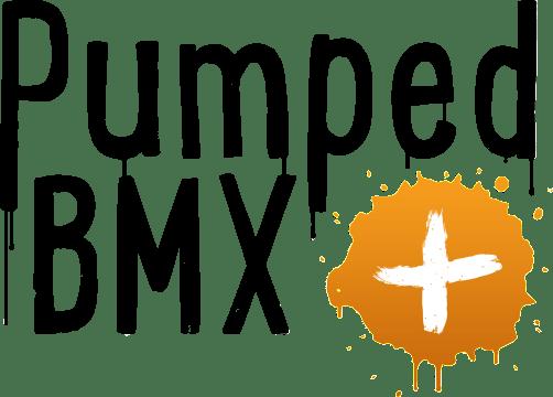 pumped bmx logo