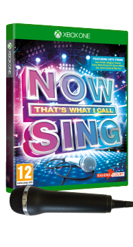 NOW SING XBOX ONE MIC PACK