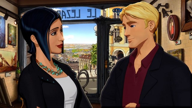broken sword 5 review pic 1
