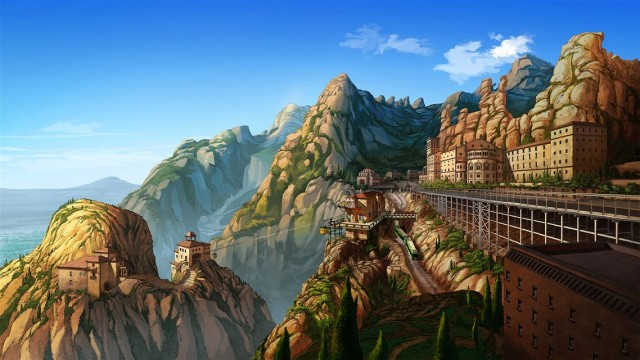 broken sword 5 review pic 2
