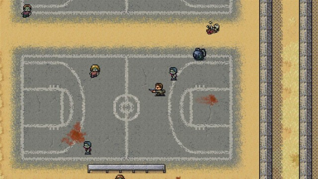 the escapists the walking dead pic 1