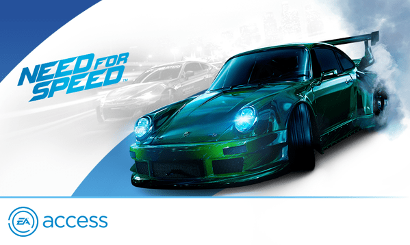 need for speed ea access