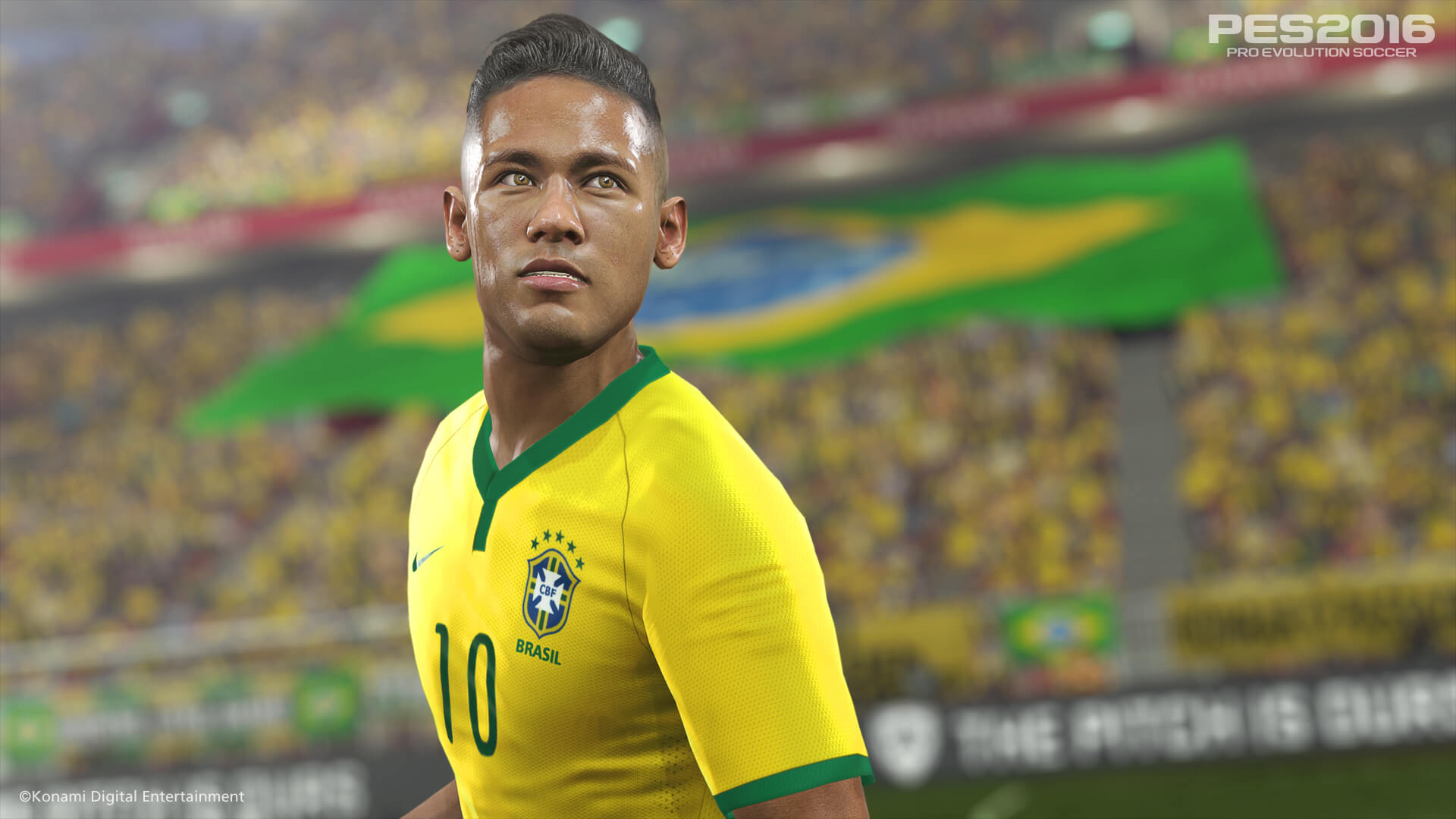 9ff35d97af pes 2016 neymar. It may not be perfect but this year s PES effort is the  best for many a year. Whilst EA have a bit of a grip over many