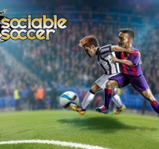 sociable soccer header