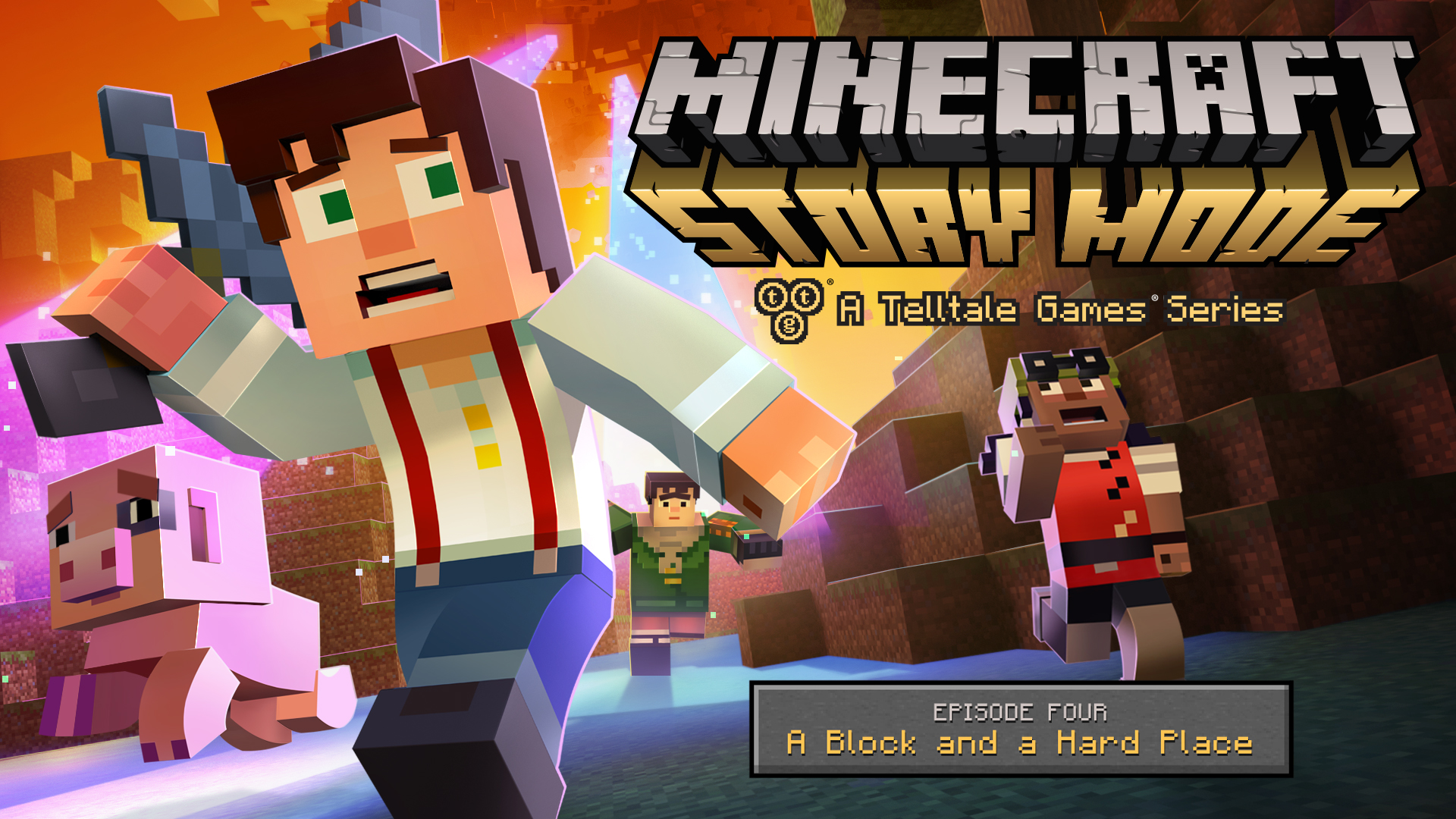 Minecraft: Story Mode Episode 4 release date details