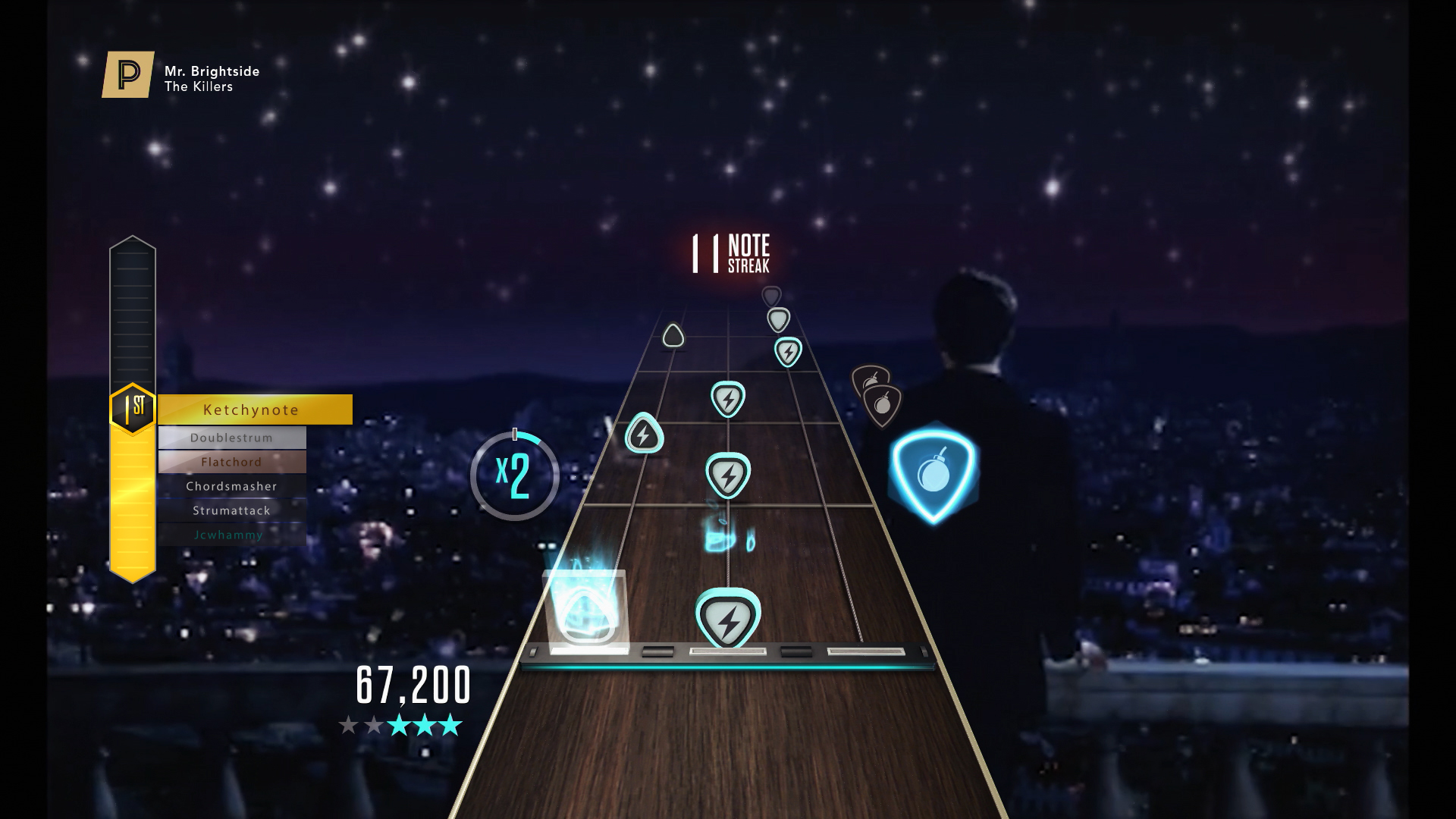 Guitar hero Live gets new tracks. Activision detail most played ...