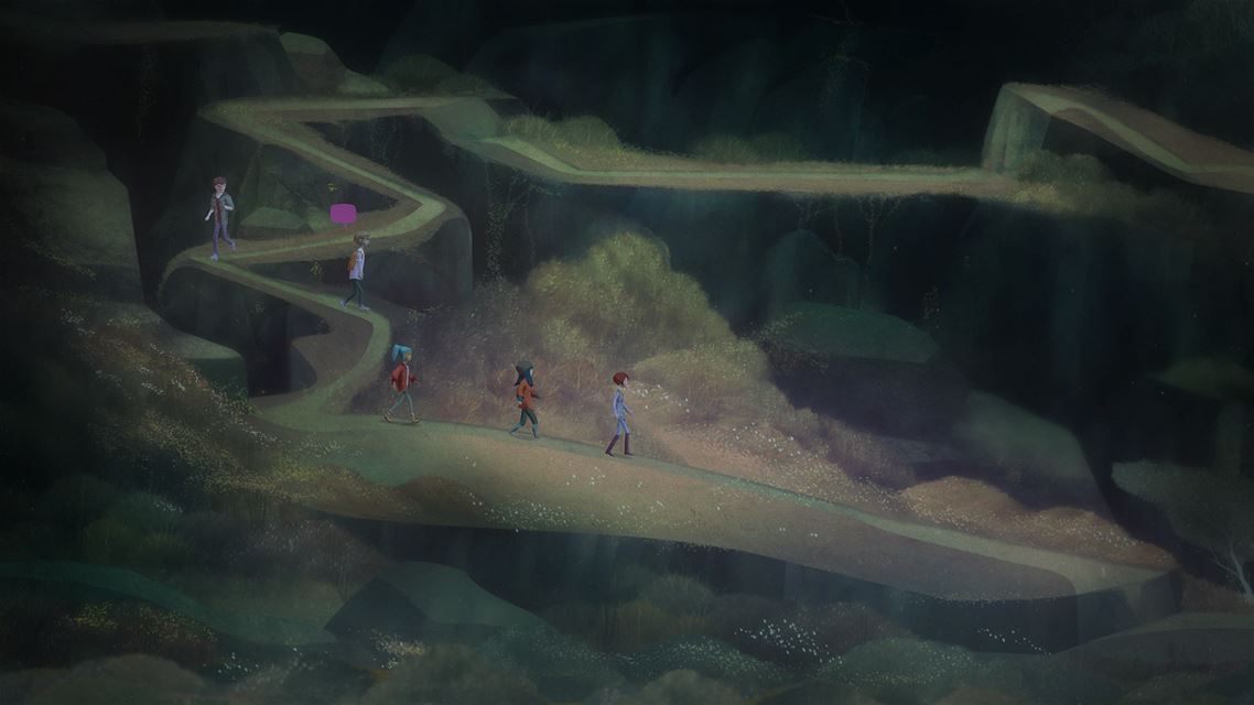 Oxenfree Now Available For Free On Xbox One Thanks To Xbox
