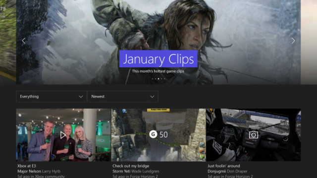 xbox one jan preview