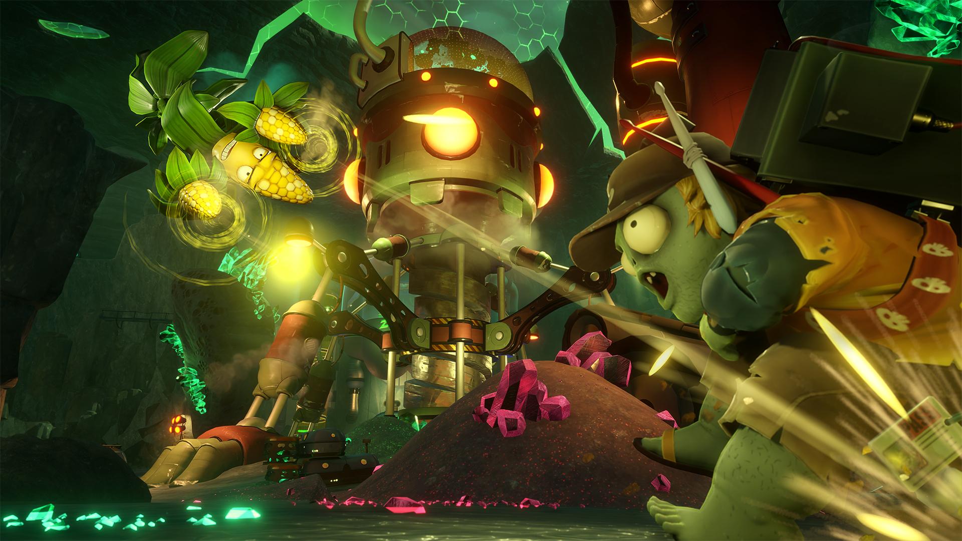 Plants Vs Zombies Garden Warfare 2 now available via EA Access ...