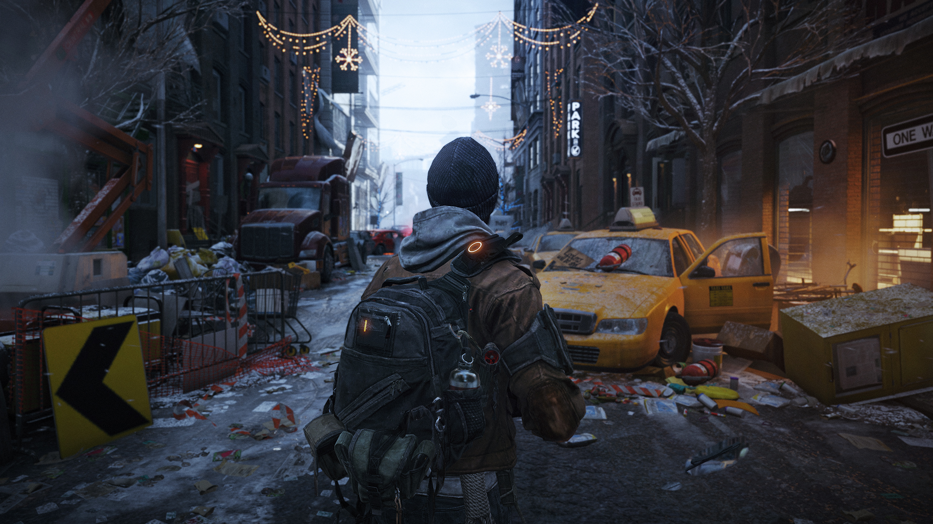 Resistance Update For 'The Division' Includes New Area, Game Modes