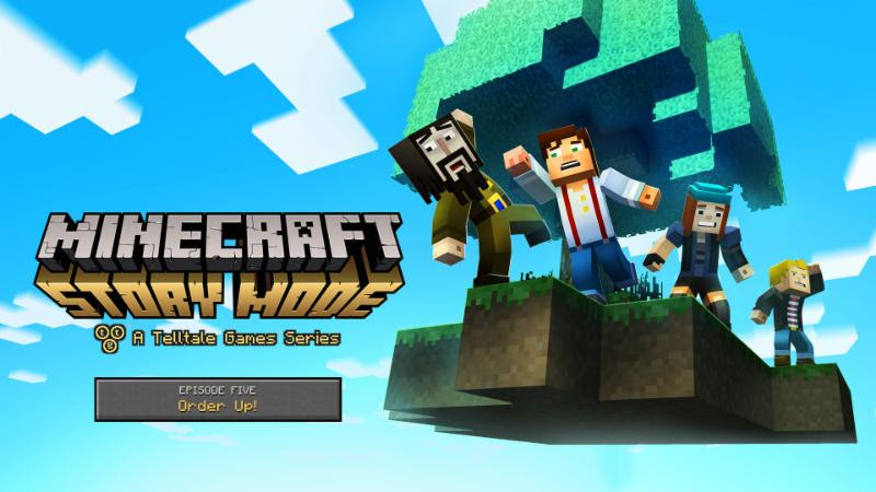 Episode 5 Of Minecraft Story Mode Available To Download Now