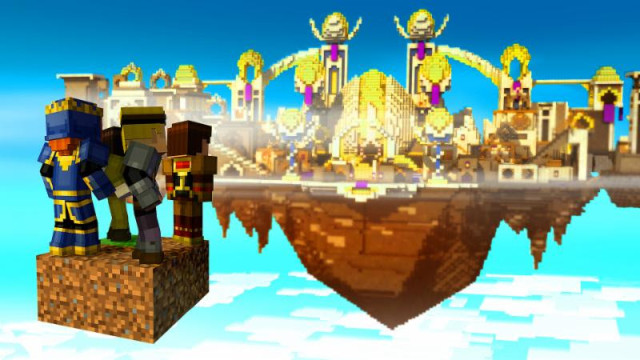 minecraft story mode ep 5 pic 1