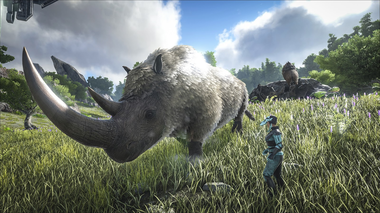 ARK: Survival Evolved gets updated with a trio of new dinos