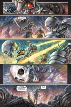 dark souls comic 5