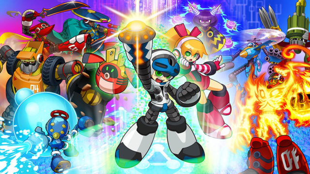 mighty no 9 pic 1