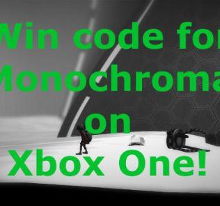 Code Giveaway Xbox One