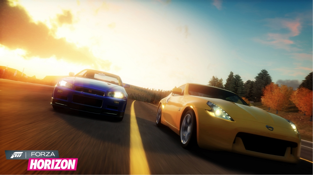 Forza Horizon available to download for free on Xbox