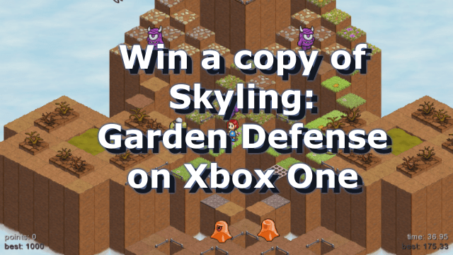 garden defense. We Have Multiple Codes To Giveaway For Skyling: Garden Defense On Xbox One. Want Try And Win One Of Them?