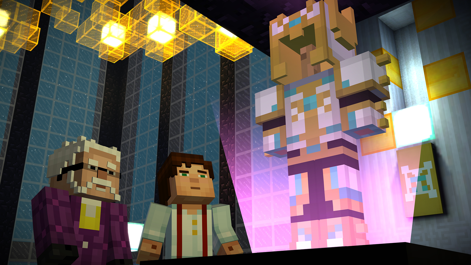 "Read More358Minecraft Story Mode – Episode Eight ""A Journey's End?"" Review"