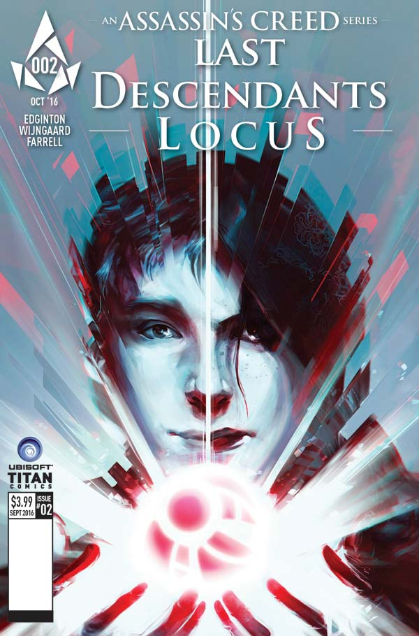 Assassin S Creed Last Descendants Locus Issue 2 Comic Review