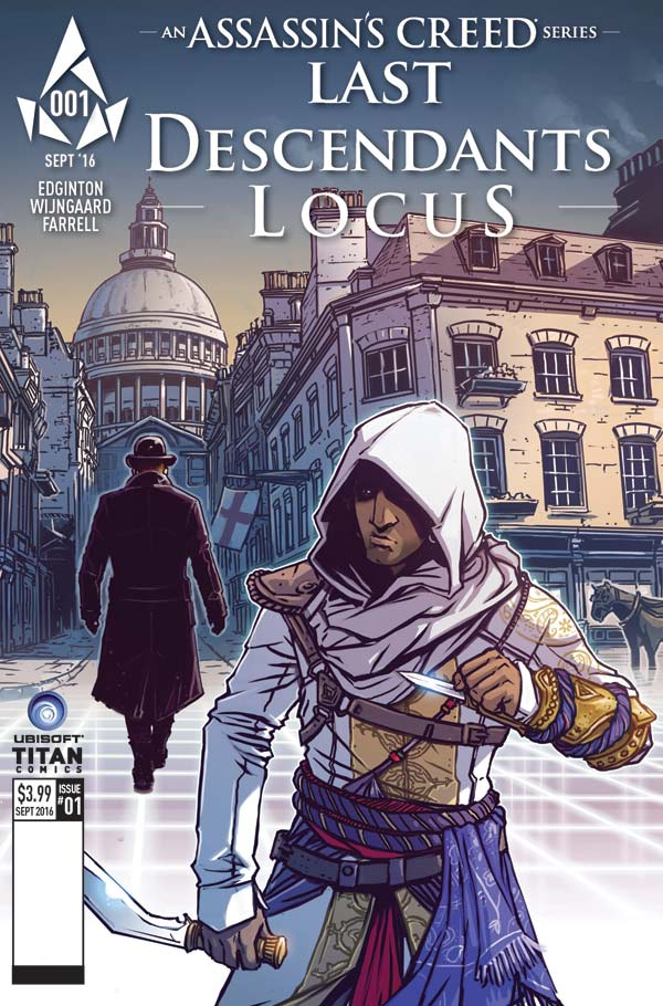 Assassin S Creed Last Descendants Locus Issue 1 Review Thexboxhub