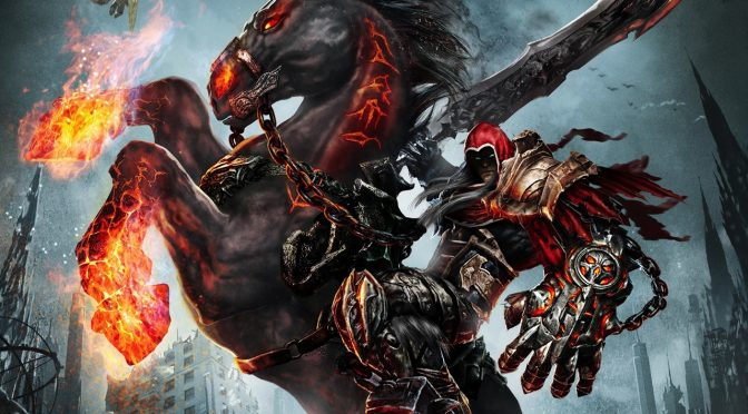 Darksiders Fury's Collection - War and Death available now
