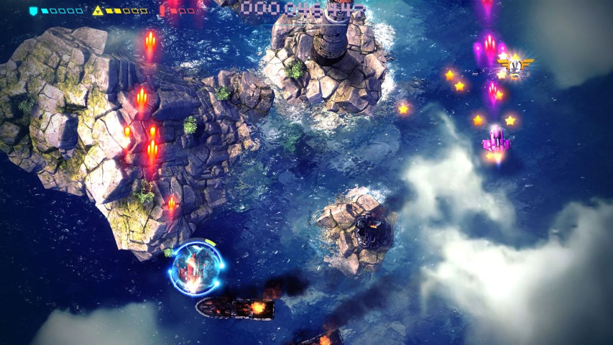 Legendary shoot em up arrives on Xbox One in the form of Sky Force Anniversary