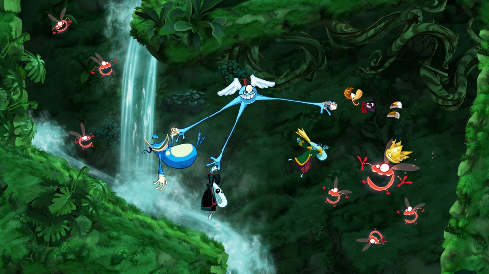 Rayman Origins now free to download on both Xbox One and Xbox 360