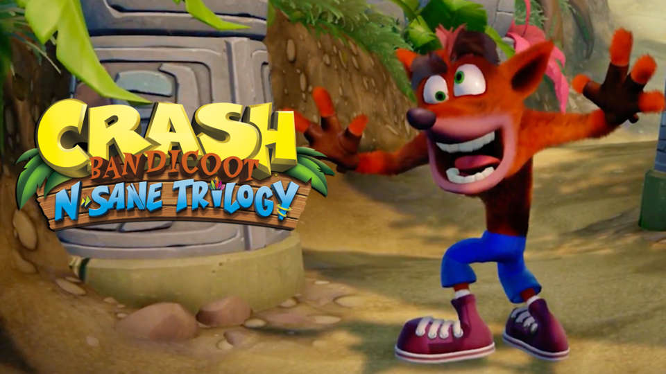 Crash Bandicoot N.Sane Trilogy – Why we'd love to see the bandicoot come to Xbox!
