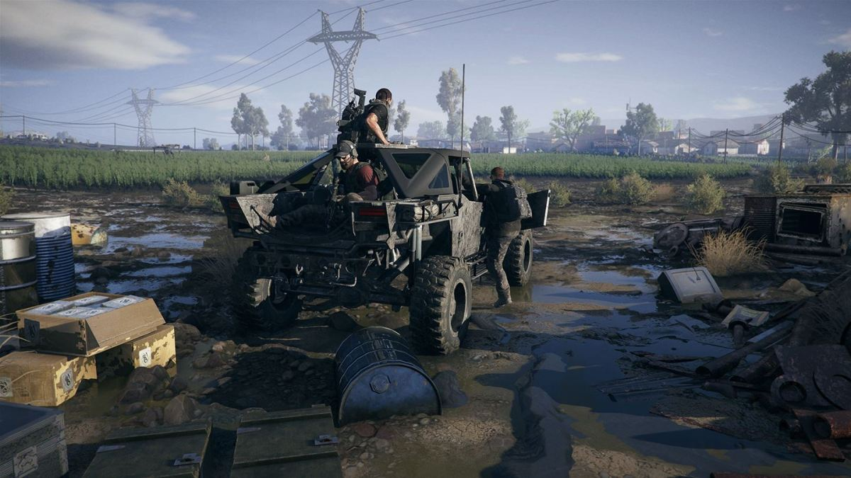 Ubisoft announce open beta for Tom Clancy's Ghost Recon Wildlands Ghost War PvP mode