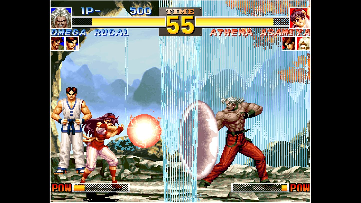 Neogeo The King of Fighters '95 arrives on Xbox One   TheXboxHub