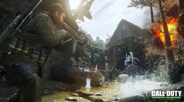 Add Some Variety With The Call Of Duty Modern Warfare Remastered