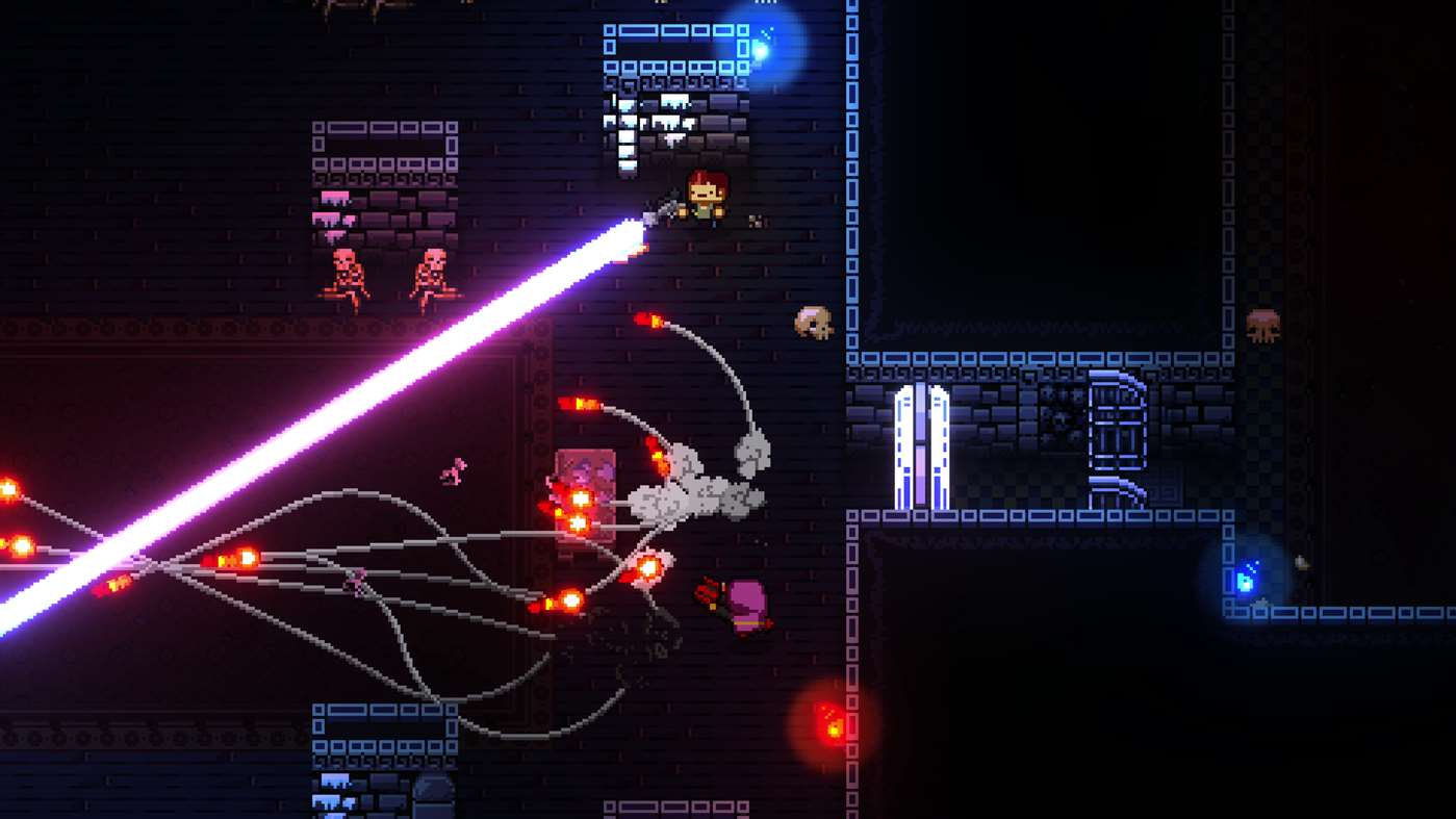 Get ready to Enter the Gungeon on Xbox One and Win10 PC thanks to