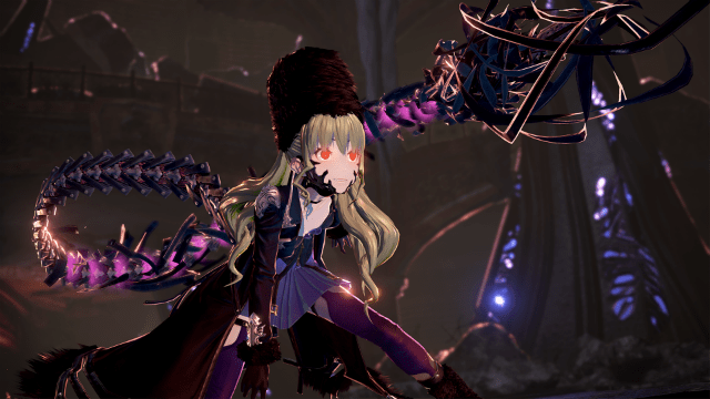 See the Code Vein announcement trailer here
