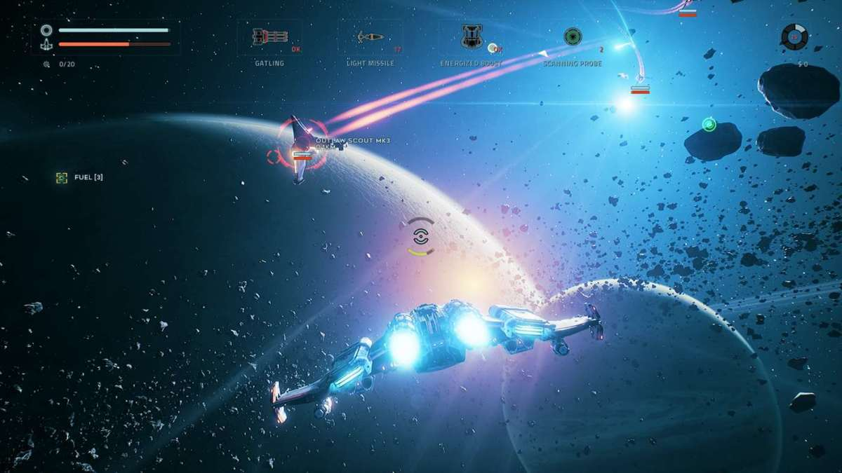 Head to the stars as Everspace arrives on Xbox One and PC as a fully fledged Xbox Play Anywhere title!
