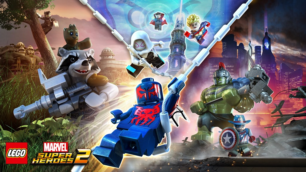 Get The Best Lego Games For Less With The Latest Xbox One Game