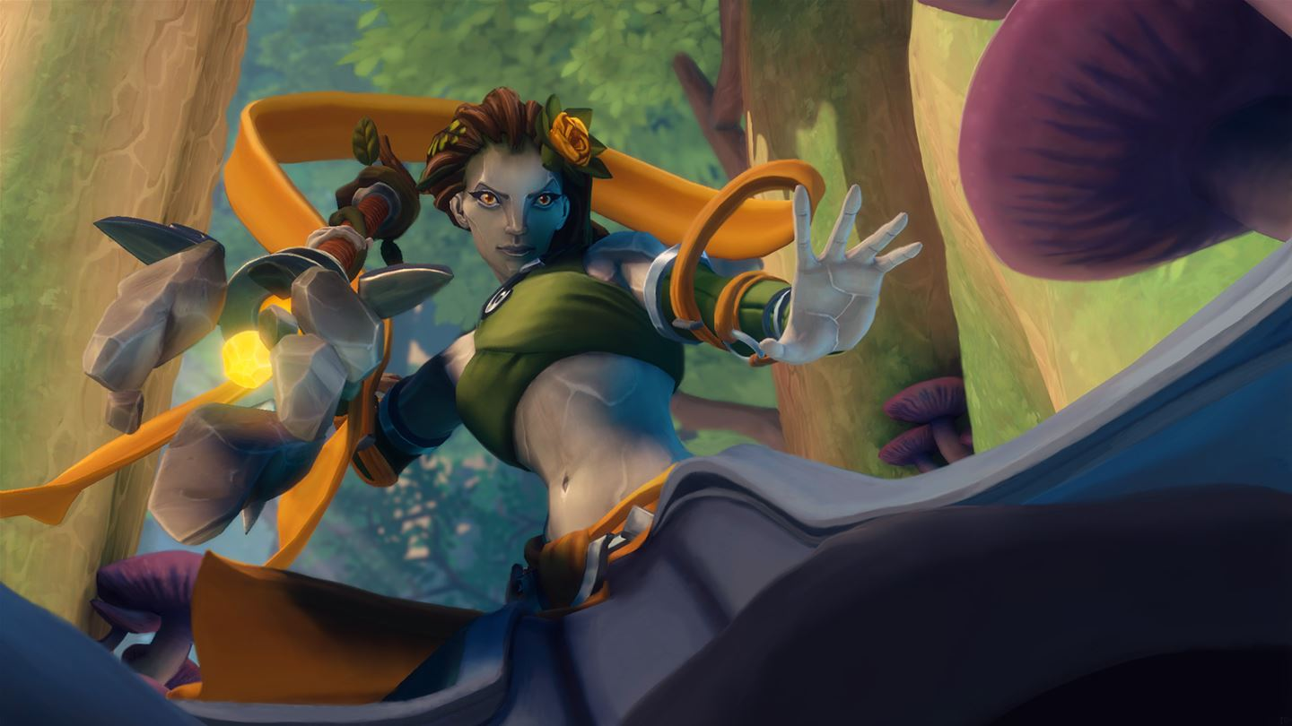 Paladins now free-to-play on PlayStation 4 and Xbox One