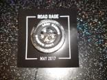 Road Rage Pin