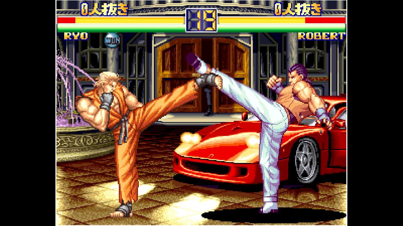 Aca Neogeo Art Of Fighting 2 Now Available On Xbox One Thexboxhub