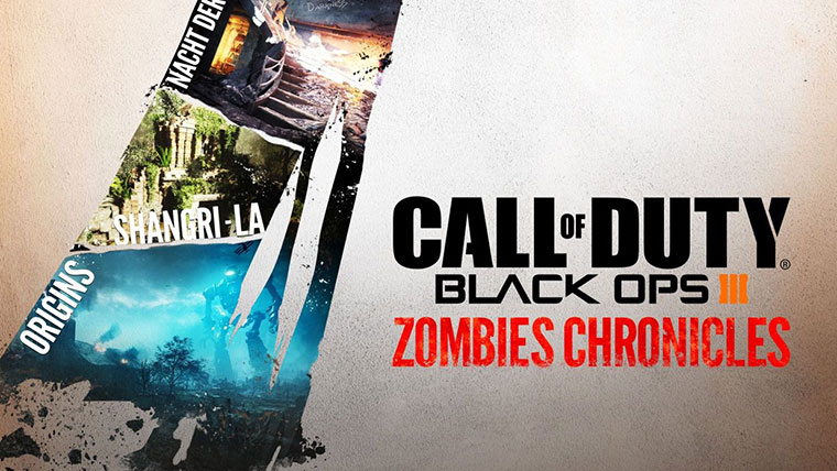 Call Of Duty Black Ops III Zombies Chronicles Available