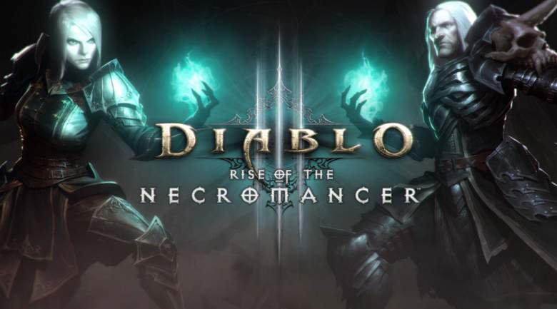 Diablo III: Eternal Collection arrives with the Rise of the Necromancer