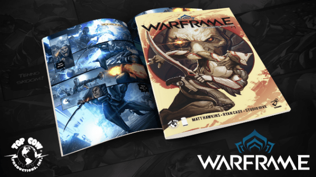 Read More10 Digital Extremes and Top Cow team up for new Warframe comic series