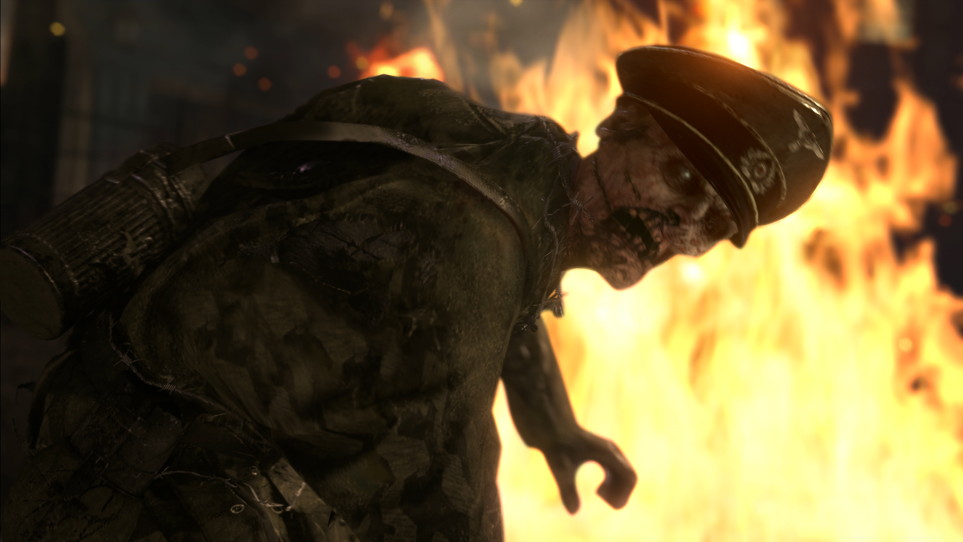 Call of Duty: WWII Nazi Zombies Official Trailer Released at SDCC