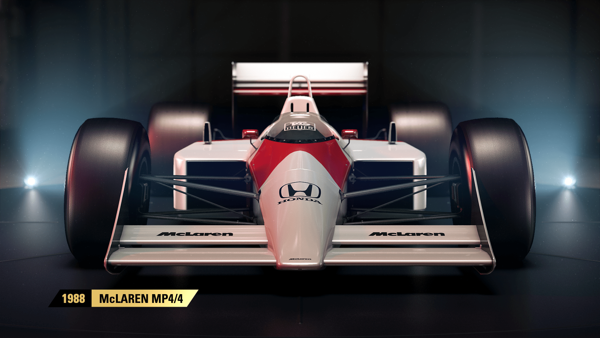 Final F1 2017 classic cars trailer reveals four historic McLarens ...