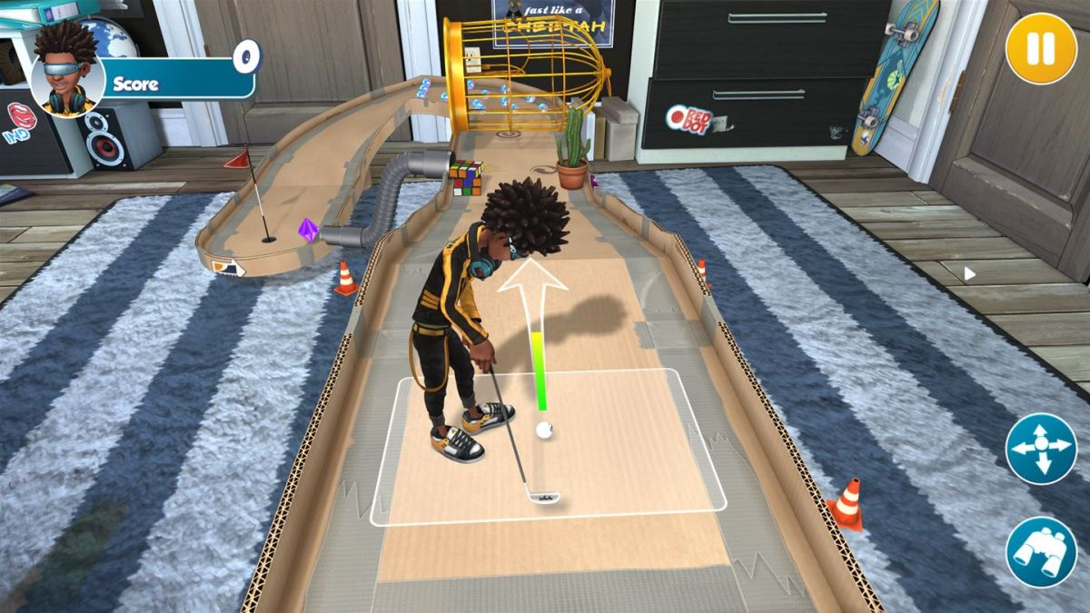 Infinite Minigolf arrives on Xbox One, PS4, PC and Switch