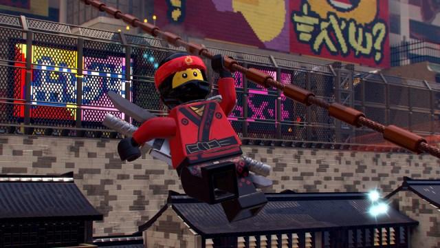 The LEGO Ninjago Movie Video Game gets a Ninja-gility Trailer ...