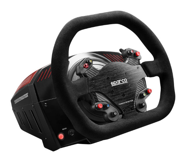 thrustmaster set to launch ts xw racer high end racing. Black Bedroom Furniture Sets. Home Design Ideas